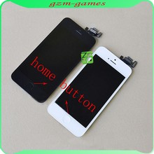Wholesale price for iphone 5 5g lcd digitizer touch screen assembly