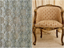 Thick Chenille Fabric Chair Cover