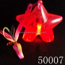 patrick star necklace with light toy for kids 50007