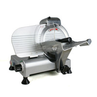 2014 NEW Commercial Electric SS Meat Slicer 8'' 20cm Blade Cutter US SHIP PNG