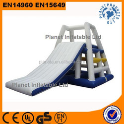 Water Park Giant high Quality Inflatable Floating Water Slide For Sale