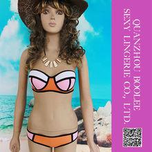 New Style Factory Directly Provide sexy girl bikini beach swim