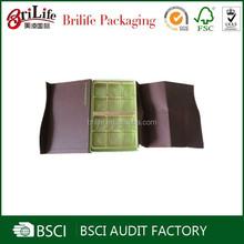 Customized LOGO Printed Cardboard Paper Chocolate Packaging Box