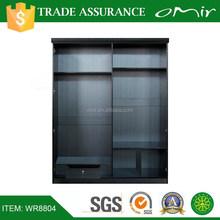 WR9704 factory wholesales wardrobe solid designs wardrobe