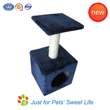 Happy Pet Carved Cat Tree Furniture