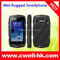 Discovery V10 Dual SIM Card Android 4.3 OS MTK6572W, dual core 1.2GHz Cheap China Rugged Android Phone