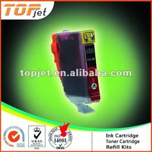 Compatible Canon ink cartridge CLI-8 Series with chip