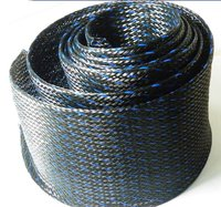 flexible braided Sleeving for cable protection cover