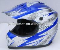 DOT Children kids moto cross diving helmets full face casco YM-210