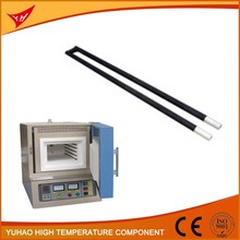 U type SiC Heating Element for Furnace, Silicon Carbide Heating Tubes, SIC Heater