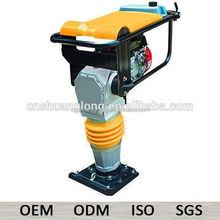 Promotional 5% 73Kg gasoline earth rammer price manufacturer