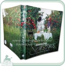Softcover Book Printing Service in China