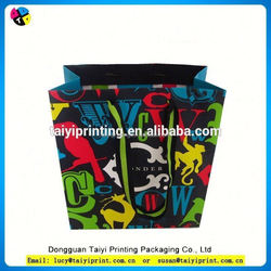 Wholesale Cheap Paper Personalized Shopping Bags