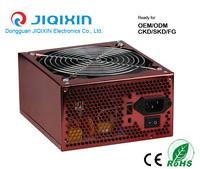 ATX Power Supply 400W 12cm silent fan CE RoHS certification Free sample