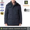 Custom Urban Clothing Man Warm Down Jackets