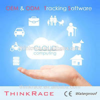 Advanced Server Software GPS Tracking System for Taxi