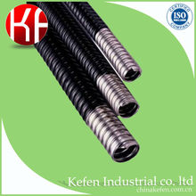Electric plastic coated felxible metal conduit & 51mm flexible conduit pipe