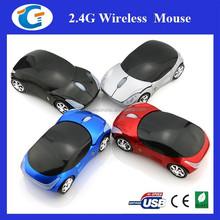 Headlight LED Mouse Mini Car Mouse For Laptop GET-MCR15