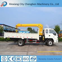 Your Best Choice Hydraulic System Working Mounted Crane Lorry