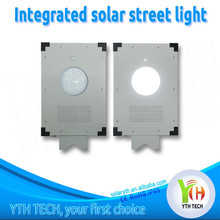 Best-selling solar garden light, all in one design, 12W