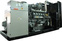 80KVA DIESEL generator adopt UK/UAS/France engine for hospital back up