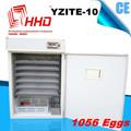 2014 mejor vendedor industrial automática incubadoras de pollo para la venta yzite- 10