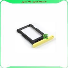 mobile phone accessories cheaper price sim card tray for iPhone 5C