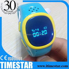2015 gps kids security watch talking watches for children With SOS And Time Display Wholesale wrist gps tracking device for kids