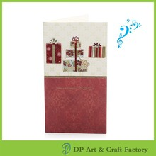 Christmas cards wiith personal message
