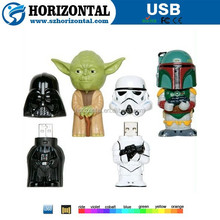 2014 best selling star wars usb flash free sample 3 years warranty usb flash high speed high quality star wars usb flash