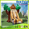 New Point Inflatable Dry Slide for kids and adults, funny Inflatable Dry Slide on sale