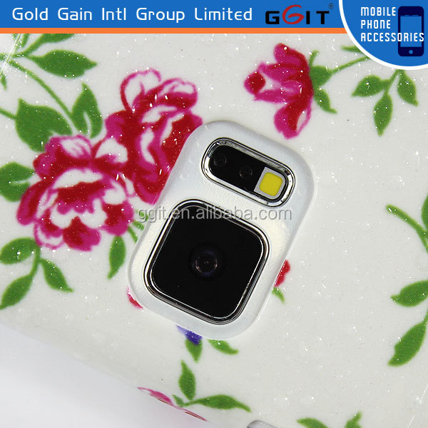 Waterproof Case For Samsung S5 I9600 TPU Case