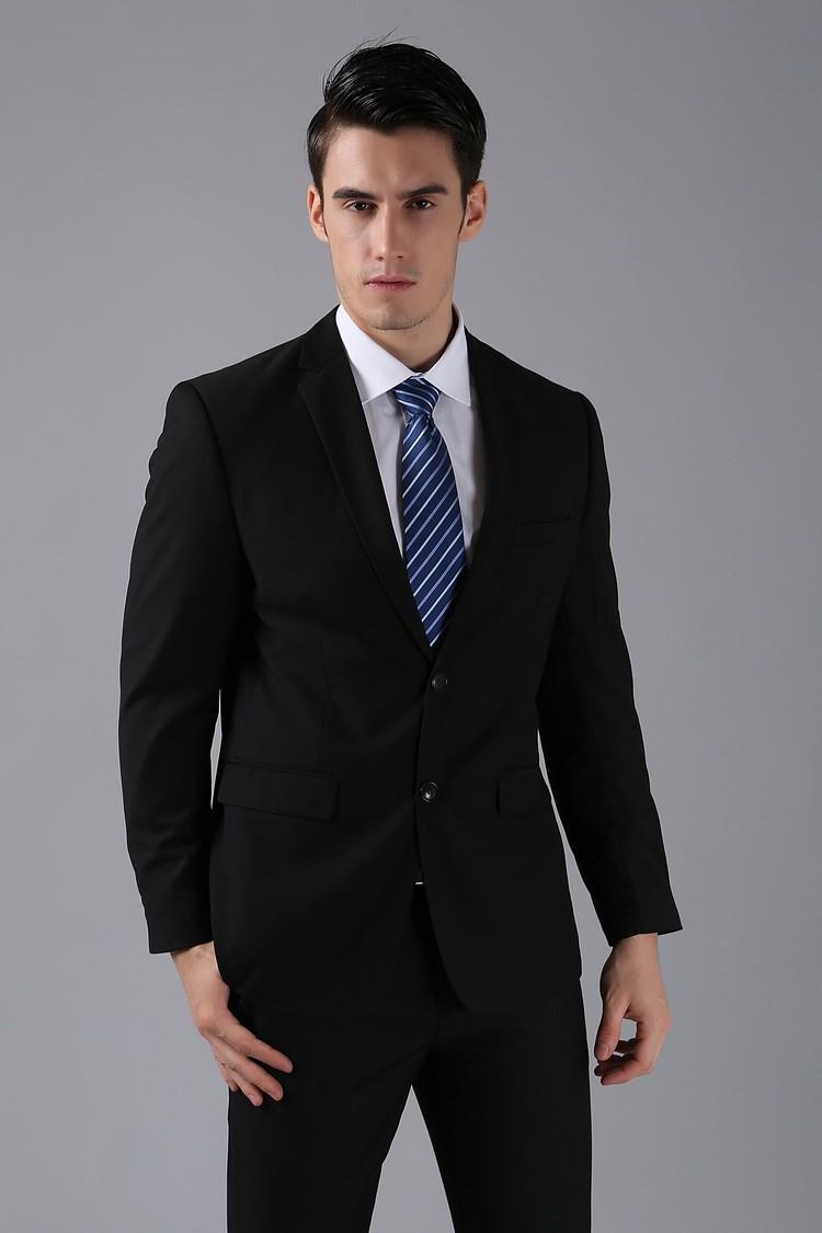 HTB1HyBkFVXXXXXoaXXXq6xXFXXX6 - (Jackets+Pants) 2016 New Men Suits Slim Custom Fit Tuxedo Brand Fashion Bridegroon Business Dress Wedding Suits Blazer H0285