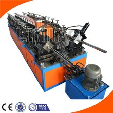 Metal Profiles Making Equipment Light Steel Material Roller Former