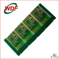 94V0 1.6MM FR4 soldermask printed Multilayer PCB ( 4L-28L)