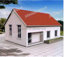 shanghai china New design Prefab House mobile portable house with toilet and office room