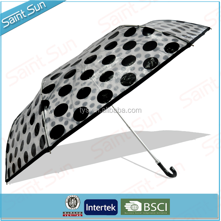 저렴한 가격 3 인쇄 배 우산 포우 재활용 재료