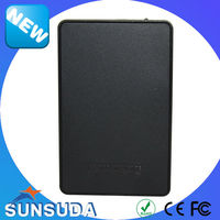 Wholesale High Quality Tool free Plactic 2.5 inch USB 2.0 to SATA External HDD Case hard disk drive Enclosure 1tb supported