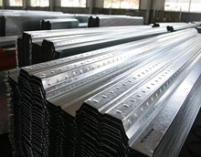 Decorative heat insulation construction press steel panel for prefab house