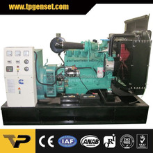 Chinese diesel generators Powered by Cummins TP Brand 90kw/115kva Made in Shanghai