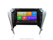 for Toyota Camry 2012 car dvd player with car gps navigation system