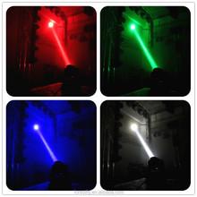 Dj D Light for Bar Home paty club wedding Pack of 10 /LED Beam Mini Moving Head Smart Light