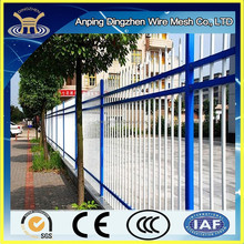 metal modern gates design and fence panel China supplier