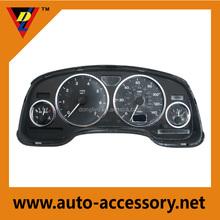 Vauxhall OPEL Astra G MK4 Zafira A Chrome Dash Dial Gauge Speed Rings