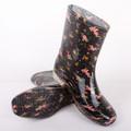 china baratos al por mayor de pvc mujeres botas de lluvia para el verano 2014