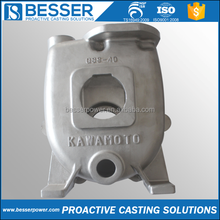 BesserPower China Supplier High Quality with ISO9001 Solar Water Pump Stainless Steel 304 Investment Casting