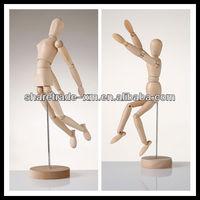 Wholesale Art Wooden Mannequin Doll