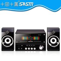 2015 new style popular big bass 2.1 speaker with bluetooth