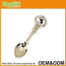 Bulk souvenir spoon in different shapes for wholesale