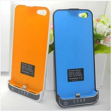 2200mAh External power bank Charger for iphone 5s battery case